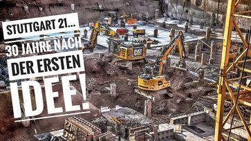 Stuttgart 21: Milliarden von Gelder der Bürger werden zum Nutzen einiger weniger Umverteilt... (Symbolbild)