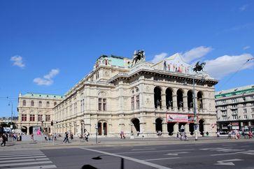 Wiener Staatsoper (Symbolbild)