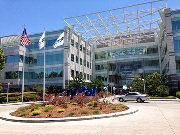 PayPal Hauptsitz in San Jose, California