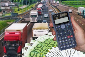 Bundesgerichtshof entscheidet: Taschenrechner am Steuer verboten  Bild: CODUKA GmbH Fotograf: k.A. (Pixabay)