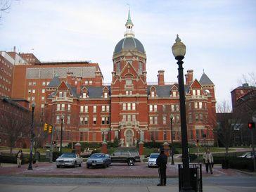 Johns Hopkins Hospital, 2006