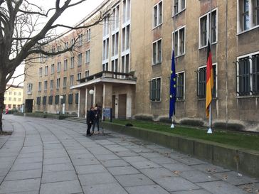 Polizeipräsidium Berlin