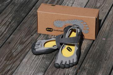 Die FiveFingers-Schuhe von Vibram (Barfußschuhe)