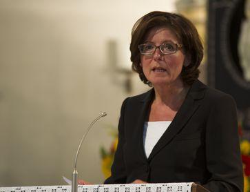 Dreyer bei einer Rede im August 2013