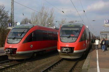 Schienenpersonennahverkehr (SPNV) in Deutschland