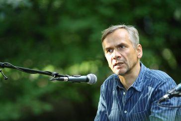 Lutz Seiler (2014), Archivbild