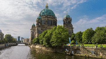 Berliner Dom (Symbolbild)