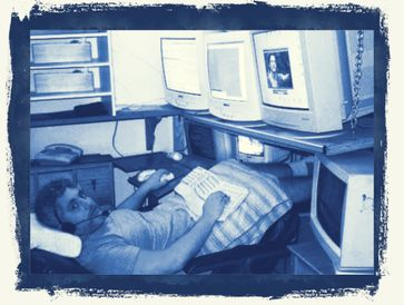 Administrator, IT-Spezialist, Computerspielen (Symbolbild)