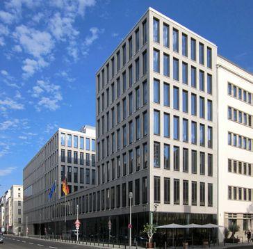 Bundesfamilienministerium, Hauptsitz Berlin