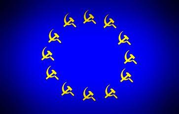 Viele Menschen und Unternehmer halten die EU mittlerweile für eine zweite EUDSSR und eine Gefahr für sich selbst (Symbolbild)
