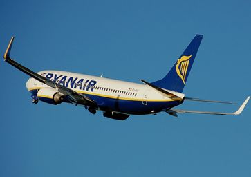 Ryanair setzt das Low-Cost-Konzept sehr konsequent um