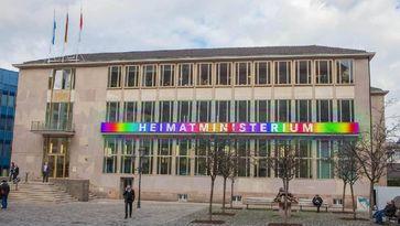 Heimatministerium (Symbolbild)