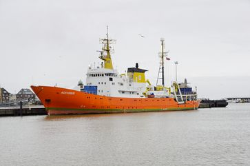 Aquarius in 2012.