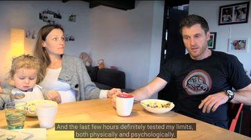 "Bild: Screenshot Video: ""muttermündig - wie Schwangerschaft, Geburt und Hebammen stark machen"""