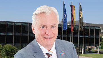 Bernd Gögel, Vorsitzender der Fraktion der AfD im Landtag von Baden-Württemberg (2018)