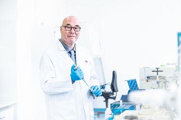 Metin Colpan, Finalist des Europäischen Erfinderpreises 2021  Bild: Europäisches Patentamt (EPA) Fotograf: Europäisches Patentamt (EPA)