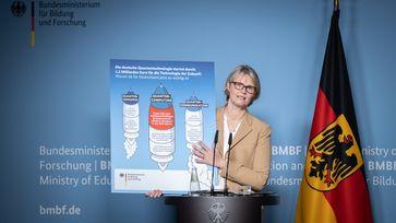 Bild: Bundesministerium für Bildung und Forschung Fotograf: BMBF/Hans-Joachim Rickel