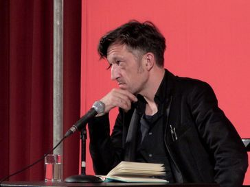 Lukas Bärfuss  (2014)