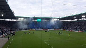Stadion des 1. FC Magdeburg