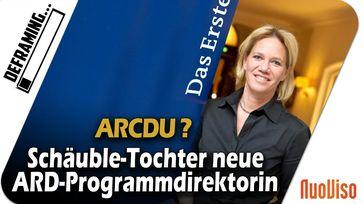 """Bild: Screenshot Video: """"Schäuble-Tochter wird ARD-Programmdirektorin"""" (https://youtu.be/Cvx5KiFuRNo) / Eigenes Werk"""