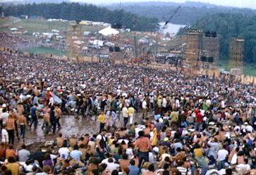 Woodstock (1969), Archivbild