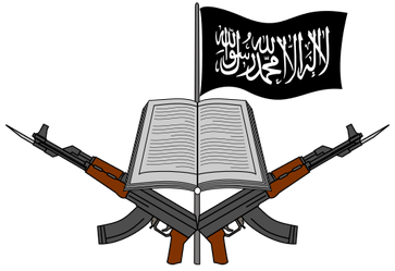 Logo der Boko Haram