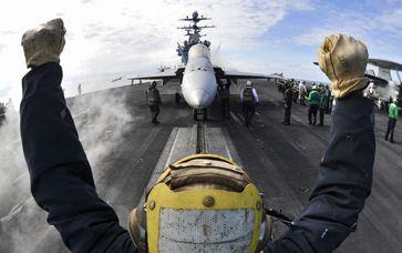 Bild: U.S. Navy/Mass Communication Specialist 2nd Class Kilho Park