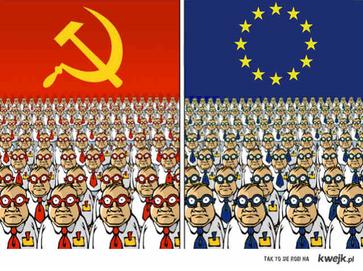 EUDSSR: Der Unterschied zwischen der UDSSR und der EU (Symbolbild)