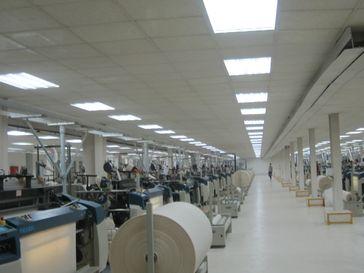 Textilfabrik in Dhaka, Bangladesch (Symbolbild)
