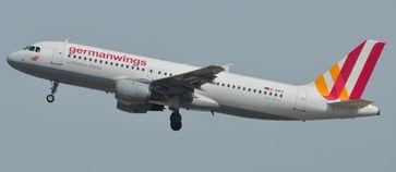 Germanwings Flug 9525: Die verunglückte Maschine (Mai 2014)