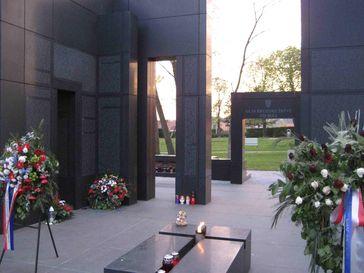 Mahnmal für die Opfer der Kroatien-Krieges 1991 bis 1995.