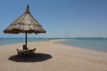 Strand in Hurghada