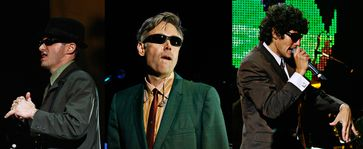 Beastie Boys - Adam Horovitz, Adam Yauch and Michael Diamond