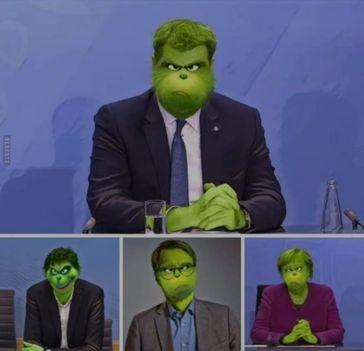 Politiker (Symbolbild)