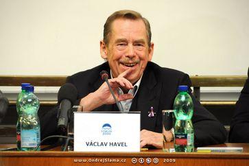 Václav Havel (November 2009) Bild: Ondřej Sláma / de.wikipedia.org