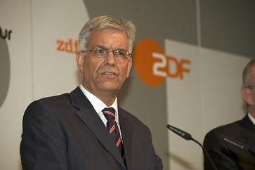Dr. Thomas Bellut Bild: ZDF und Carmen Sauerbrei