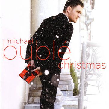 "CD Cover ""Michael Buble - Christmas"""