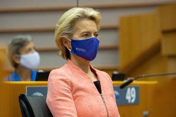 Ursula Gertrud von der Leyen (2020)