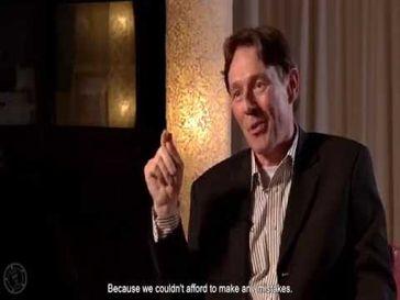 "Screenshot aus dem Youtube Video ""Ronald Bernard High Finance Shocking Revelations (Dutch with Subtitles)"""