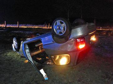 Unfall L 323 Bild: Polizei