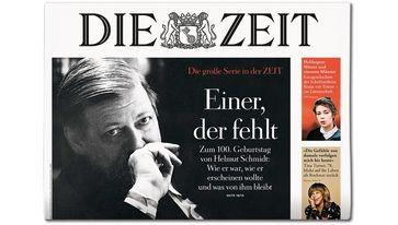 """DIE ZEIT 42/18 Bild: """"obs/DIE ZEIT"""""""