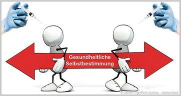 Bild: Impfkritik.de /ulrich / Ligthfield studios - adobestock