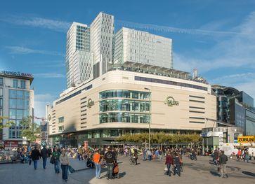 Galeria Kaufhof in Frankfurt am Main