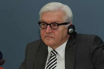 Frank-Walter Steinmeier Bild: Latvian Foreign Ministry, on Flickr CC BY-SA 2.0