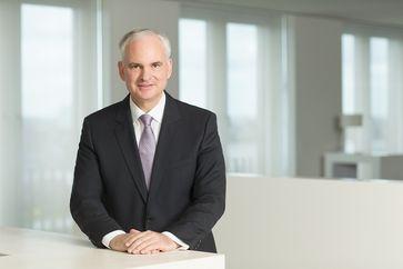 Dr. Johannes Teyssen Bild: E.ON SE
