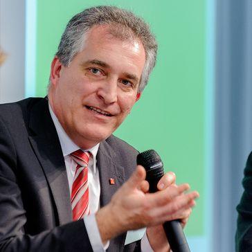 Jürgen Kerner Bild:  Heinrich-Böll-Stiftung, on Flickr CC BY-SA 2.0