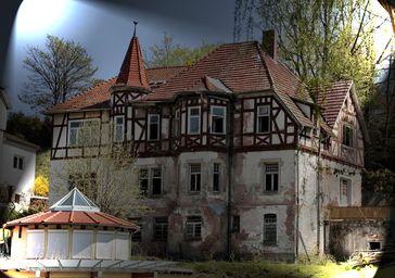 Ein älteres Kinderheim (Symbolbild)