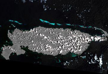 Insel Manus in Papua-Neuguinea