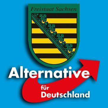 Alternative für Deutschland (AfD) Sachsen Logo