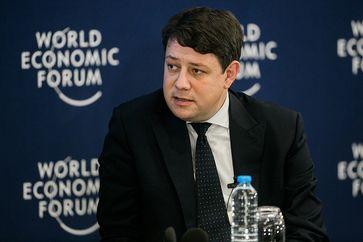 Philipp Mißfelder Bild:  World Economic Forum, on Flickr CC BY-SA 2.0